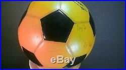 1984 Nasl First Annual Chicago Tribune Charities All Star Signed Soccer Ball