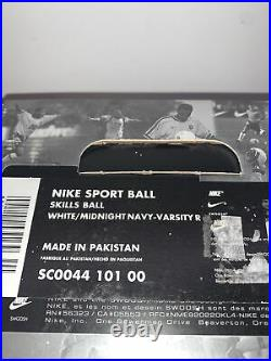 1996 Women usa Team nike Soccer skills ball autographed by Michelle Akers