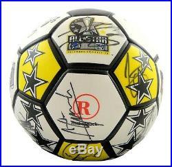 2005 Major League Soccer All-Stars Team-Signed Soccer Ball JSA Authenticated