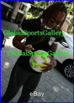 2019 Team USA Women's national team signed World Cup soccer ball PROOF