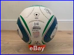 Adidas MLS Jabulani OMB Footgolf Autographed by David Beckham en Thierry Henry