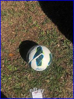 Alex Morgan Autographed Nike Soccer Ball Lojo Sports Marketing Inc