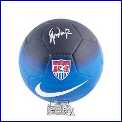 Alex Morgan Autographed Nike Soccer Ball PSA/DNA COA