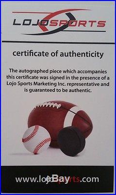 Alex Morgan Signed Authentic Team USA Nike Blue Soccer Ball LOJO