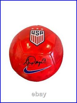 Alex Morgan Signed USA (2019 World Cup) WNT NIKE Soccer Ball JSA