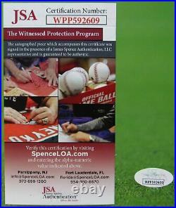 Alex Morgan USA Women's Soccer Team Signed 16x20 Kicking Ball Photo JSA 145507