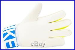 Alyssa Naeher USA Women's Soccer Signed Blue Nike Goalkeeper Glove JSA