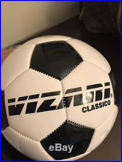 Authentic Rod Stewart Signed Soccer Ball Oct 21, 2018 From Santa Barbara Bowl