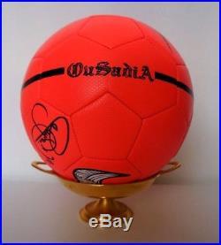 Authentic Signiert Neymar Signed Nike ball Autographed mit PSA / DNA COA Alegria
