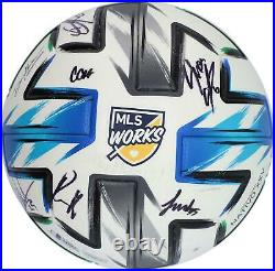 Autographed Earthquakes Ball Fanatics Authentic COA Item#11204882