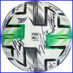 Autographed Earthquakes Ball Fanatics Authentic COA Item#11204889