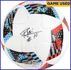 Autographed Fabian Espindola D. C. United Ball Item#6201318