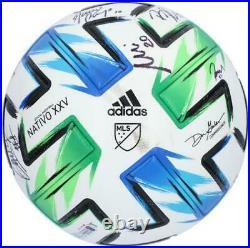 Autographed Orlando City SC Ball Fanatics Authentic COA Item#11213182