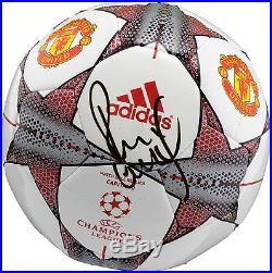 Autographed Paul Scholes Manchester United F. C. Ball Item#6231151