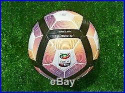 Ball Match Worn As Roma 16/17 Day Usato Autografato Totti Signed