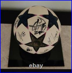 Ball signed autographed 2017 Atlas Mexico Team RAFAEL MARQUEZ Vuoso EXACT PROOF