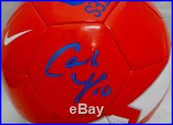 Carli Lloyd Autographed Team USA Full Size Nike Soccer Ball- JSA W Auth
