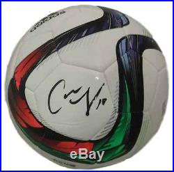Carli Lloyd Autographed/signed USA Soccer 14007 Adidas Soccer Ball Jsa