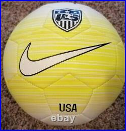 Carli Lloyd Signed Team USA Nike Soccer Ball (PSA/DNA COA and Carli Lloyd Holo)
