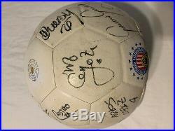 Chivas del Guadalajara Balon Autografiado 96-97 Autographed Signed Soccer Ball