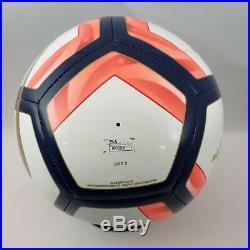 Christian Pulisic Signed Autographed Nike Soccer Ball USMNT Dortmund JSA COA