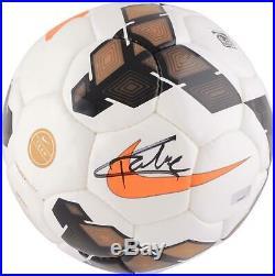 Christian Pulisic Team USA Signed Nike Premier Soccer Ball Panini Fanatics