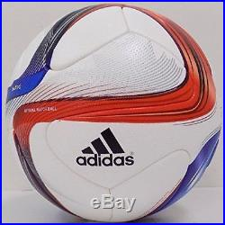 Clint Dempsey Signed Adidas MLS 2015 Nativo Official Match Soccer Ball Steiner