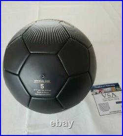 Cristiano Renaldo signed autographed soccer ball Certified COA
