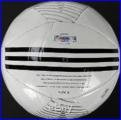 Cristiano Ronaldo Authentic Signed Adidas Real Madrid Soccer Ball PSA/DNA ITP