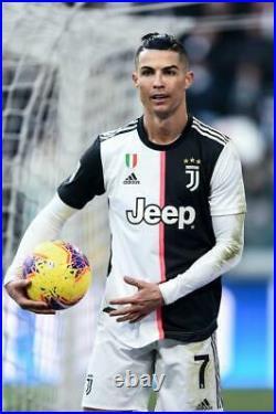 Cristiano Ronaldo Autographed Official Serie A 2019-20 Nike Football