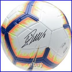Cristiano Ronaldo Juventus Autographed Serie A Soccer Ball