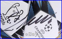 Cristiano Ronaldo Real Madrid Autographed 2018 UEFA Champions League Ball