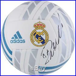 Cristiano Ronaldo Real Madrid Signed Soccer Ball Fanatics