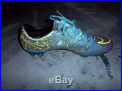 Cristiano Ronaldo Signed Autographed Nike Soccer Cleat Real Madrid W COA PSA JSA