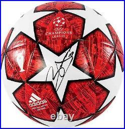 Dele Alli Tottenham Hotspur F. C. Signed 2019 UEFA Champions League Final Ball
