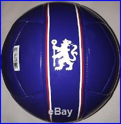 FRANK LAMPARD SIGNED SIZE 5 ADIDAS CHELSEA SOCCER BALL With PROOF ENGLAND NYCFC