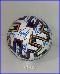 Italy EURO 2020 Team Signed Football Ball 100% BEST AVAILABLE withCOA