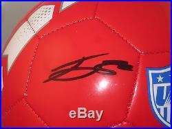 Julian Green Signed Nike Team USA Soccer Ball Psa/dna W60426 2014 World Cup