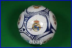 Javier Hernandez Chicharito Signed Autograph Real Madrid Soccer Ball PSA/DNA