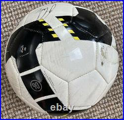 Jonas Brothers ONE OF A KIND Signed Soccer Ball Used In Official Video