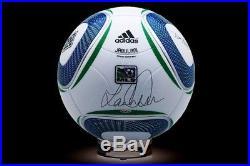 LANDON DONOVAN Autographed MLS Match Soccer Ball UDA