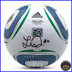 Landon Donovan Autographed/Signed Soccer Ball LA Galaxy