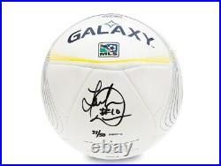 Landon Donovan Signed Autographed Soccer Ball Tropheo Size 5 Galaxy #/50 UDA