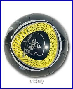 Landon Donovan Signed La Galaxy Soccer Ball Autograph COA Sop Futbol Los Angeles
