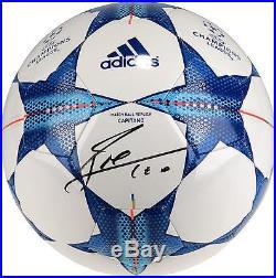 Lionel Messi Barcelona Autographed Champions League Soccer Ball