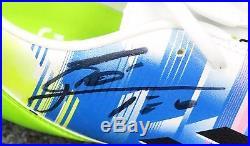 Lionel Messi Signed Multi Color Adidas Soccer Cleat AUTO Sz 10 PSA/DNA LOA