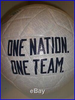 Megan Rapinoe Signed USA Women's Nike Soccer Ball JSA Witness COA +Photo Proof
