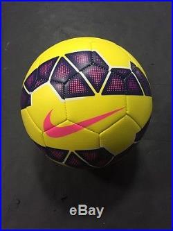 Mia Hamm USA Women's Signed Nike Soccer Ball 1999 world cup PSA Coa Mint Auto