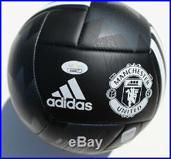 NANI Signed Manchester United Soccer Ball withJSA COA DD22617 Orlando City