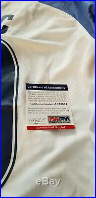 NEW Christian Pulisic Signed Autographed Team USA Soccer Jersey PSA COA
